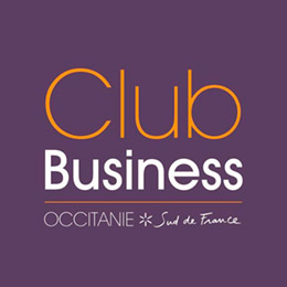 Logo club business occitanie